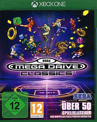 Einfach und sicher online bestellen: Sega Mega Drive Classic in Österreich kaufen.