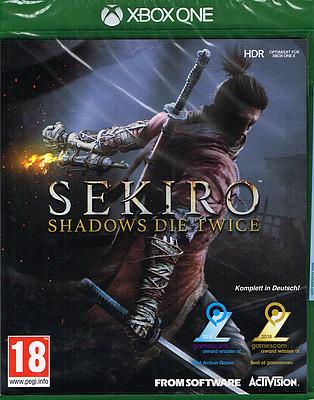 Einfach und sicher online bestellen: Sekiro: Shadows Die Twice Day 1 Edition (AT-PEGI) in Österreich kaufen.