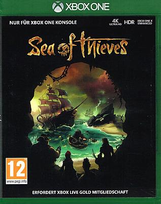 Einfach und sicher online bestellen: Sea of Thieves + DLC (AT-PEGI) in Österreich kaufen.