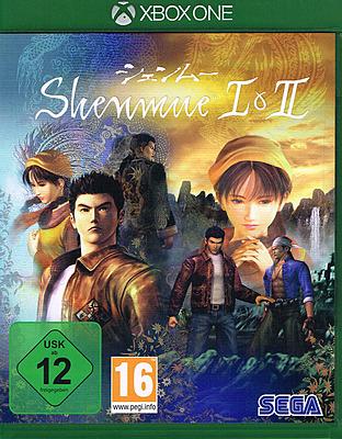 Einfach und sicher online bestellen: Shenmue I & II in Österreich kaufen.