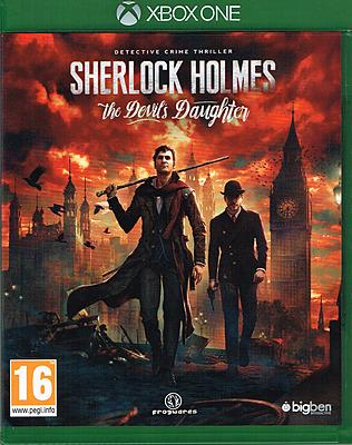 Einfach und sicher online bestellen: Sherlock Holmes: The Devils Daughter (EU-Import) in Österreich kaufen.