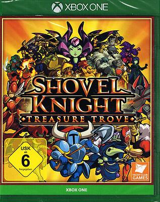 Einfach und sicher online bestellen: Shovel Knight Treasure Trove in Österreich kaufen.