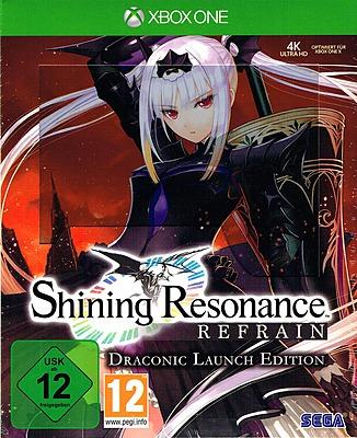 Einfach und sicher online bestellen: Shining Resonance Refrain Draconic Launch Edition in Österreich kaufen.