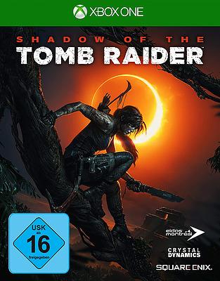 Einfach und sicher online bestellen: Shadow of the Tomb Raider Day 1 Edition (AT-PEGI) in Österreich kaufen.