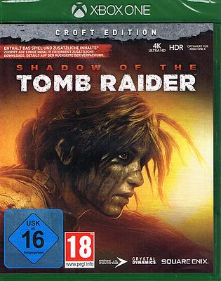 Einfach und sicher online bestellen: Shadow of the Tomb Raider Croft Ed.+ 31 DLCs in Österreich kaufen.