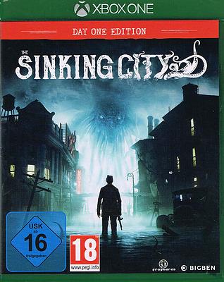 Einfach und sicher online bestellen: The Sinking City - Death May Die in Österreich kaufen.