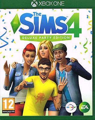 Einfach und sicher online bestellen: Die Sims 4 Deluxe Party Edition + DLC (AT-PEGI) in Österreich kaufen.