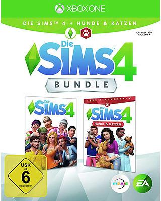 Einfach und sicher online bestellen: Die Sims 4 Hunde & Katzen Bundle in Österreich kaufen.