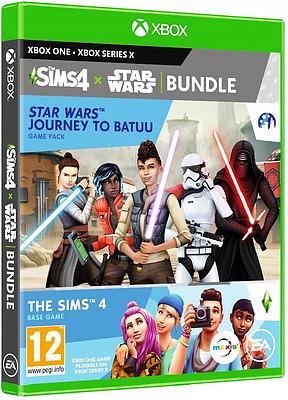Einfach und sicher online bestellen: Die Sims 4 + Star Wars Reise nach Batuu (AT-PEGI) in Österreich kaufen.