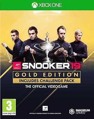 Einfach und sicher online bestellen: Snooker 19 Gold Edition (PEGI) in Österreich kaufen.