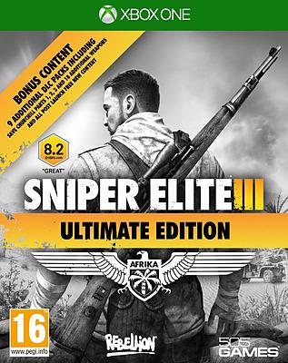 Einfach und sicher online bestellen: Sniper Elite 3 Ultimate Edition (EU-Import) in Österreich kaufen.
