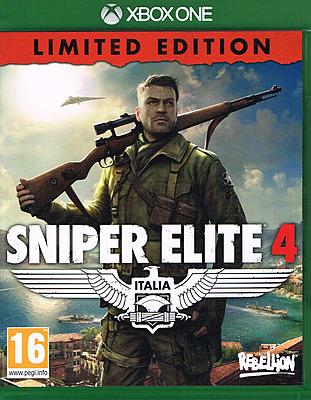 Einfach und sicher online bestellen: Sniper Elite 4 (Englisch) in Österreich kaufen.