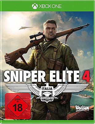 Einfach und sicher online bestellen: Sniper Elite 4 in Österreich kaufen.