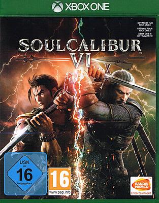 Einfach und sicher online bestellen: Soulcalibur VI (PEGI) in Österreich kaufen.