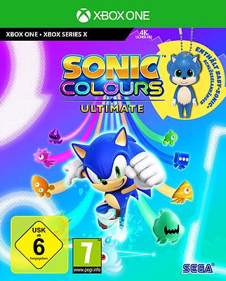 Einfach und sicher online bestellen: Sonic Colours Ultimate in Österreich kaufen.