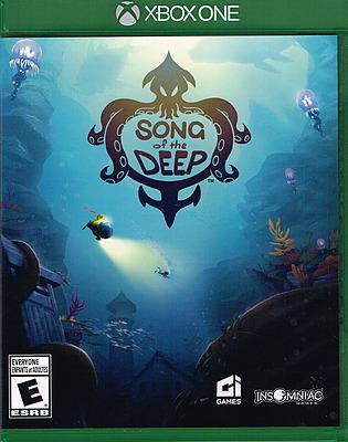 Einfach und sicher online bestellen: Song of the Deep (US-Import) in Österreich kaufen.