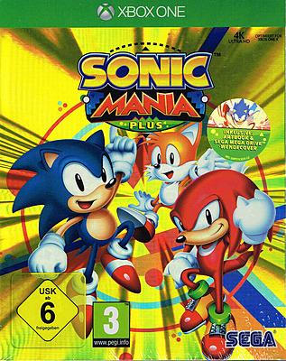 Einfach und sicher online bestellen: Sonic Mania Plus in Österreich kaufen.