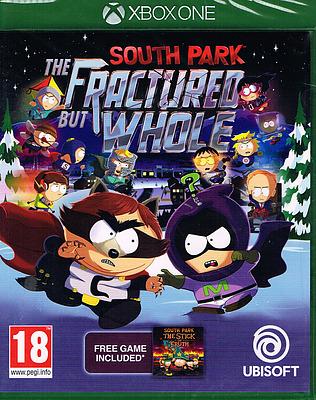 Einfach und sicher online bestellen: South Park: The Fractured but Whole (EU-Import) in Österreich kaufen.