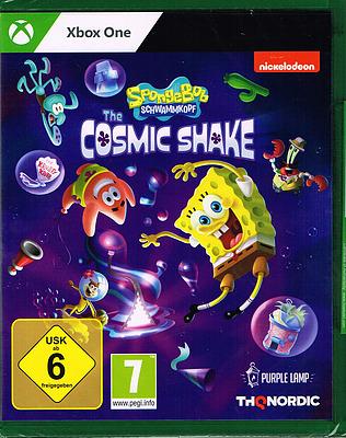 Einfach und sicher online bestellen: SpongeBob SquarePants: The Cosmic Shake in Österreich kaufen.