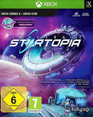 Einfach und sicher online bestellen: Spacebase Startopia in Österreich kaufen.