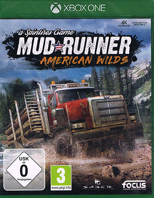 Einfach und sicher online bestellen: Spintires: MudRunner American Wilds Edition in Österreich kaufen.