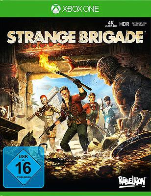 Einfach und sicher online bestellen: Strange Brigade in Österreich kaufen.