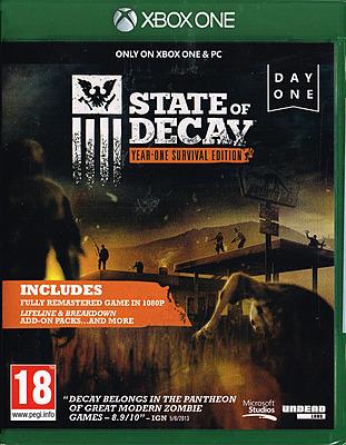 Einfach und sicher online bestellen: State of Decay Year-One Survival Edition (EU) in Österreich kaufen.