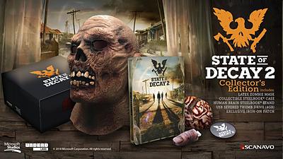 Einfach und sicher online bestellen: State of Decay 2 Collectors Edition in Österreich kaufen.