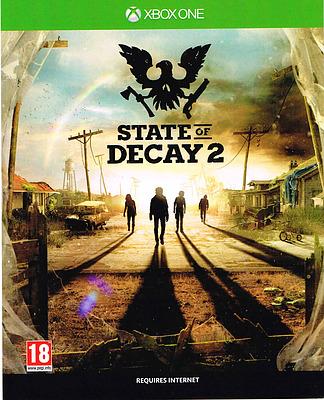 Einfach und sicher online bestellen: State of Decay 2 (PEGI) in Österreich kaufen.