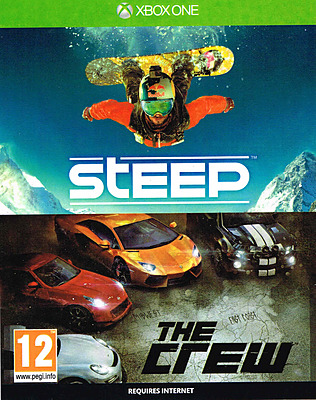 Einfach und sicher online bestellen: Steep + The Crew DLC (EU-Import) in Österreich kaufen.