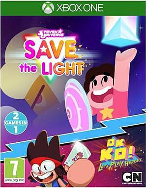 Einfach und sicher online bestellen: Steven Universe: Save the Light  (EU-Import) in Österreich kaufen.