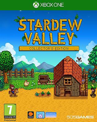 Einfach und sicher online bestellen: Stardew Valley Collectors Edition (EU-Import) in Österreich kaufen.