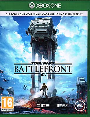 Einfach und sicher online bestellen: Star Wars: Battlefront D1 Edition + DLC (AT-PEGI) in Österreich kaufen.