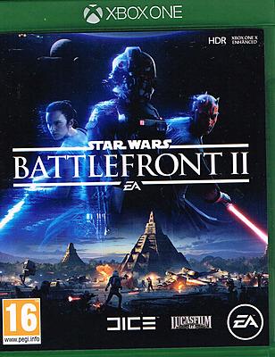 Einfach und sicher online bestellen: Star Wars: Battlefront 2 + DLC + Beta (AT-PEGI) in Österreich kaufen.
