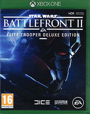 Einfach und sicher online bestellen: Star Wars: Battlefront 2 Elite Trooper Deluxe in Österreich kaufen.