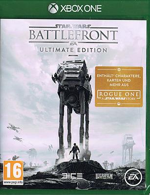Einfach und sicher online bestellen: Star Wars: Battlefront Ultimate Edition (AT-PEGI) in Österreich kaufen.