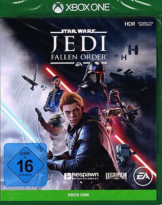 Einfach und sicher online bestellen: Star Wars Jedi: Fallen Order in Österreich kaufen.
