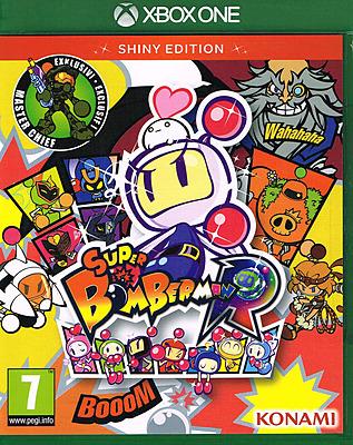 Einfach und sicher online bestellen: Super Bomberman R Shiny Edition (AT-PEGI) in Österreich kaufen.