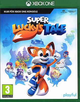 Einfach und sicher online bestellen: Super Lucky's Tale (AT-PEGI) in Österreich kaufen.