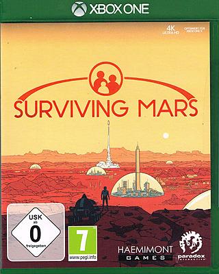 Einfach und sicher online bestellen: Surviving Mars in Österreich kaufen.