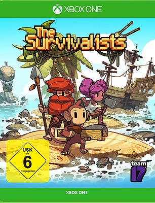 Einfach und sicher online bestellen: The Survivalists in Österreich kaufen.