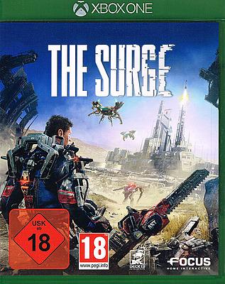 Einfach und sicher online bestellen: The Surge + 3 DLCs in Österreich kaufen.