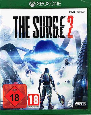 Einfach und sicher online bestellen: The Surge 2 in Österreich kaufen.