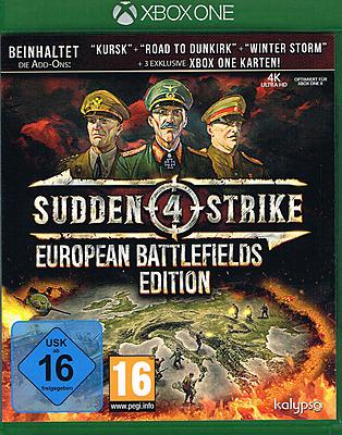 Einfach und sicher online bestellen: Sudden Strike 4 European Battlefields Edition in Österreich kaufen.