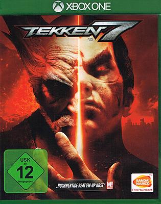 Einfach und sicher online bestellen: Tekken 7 + DLC in Österreich kaufen.