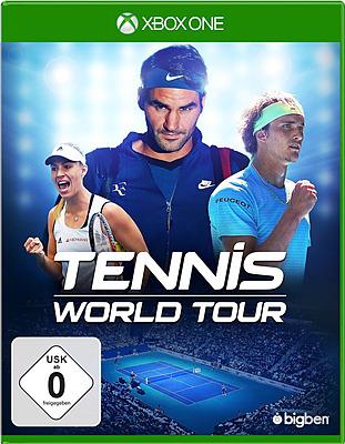 Einfach und sicher online bestellen: Tennis World Tour in Österreich kaufen.