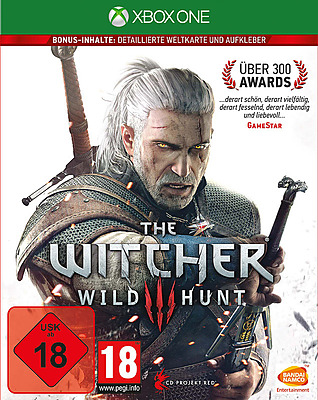Einfach und sicher online bestellen: The Witcher 3: Wild Hunt Limited 2. Auflage in Österreich kaufen.