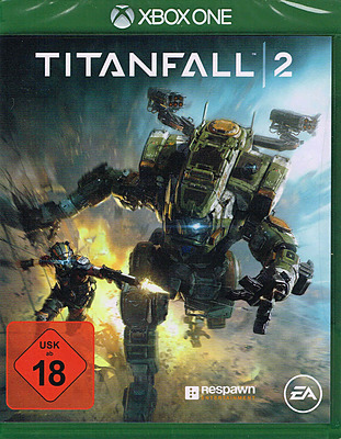Einfach und sicher online bestellen: Titanfall 2 (AT-PEGI) in Österreich kaufen.