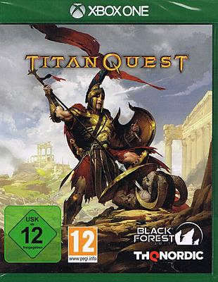 Einfach und sicher online bestellen: Titan Quest in Österreich kaufen.
