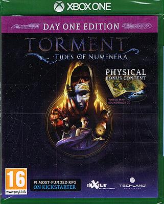 Einfach und sicher online bestellen: Torment: Tides of Numenera D1 Edition (PEGI) in Österreich kaufen.
